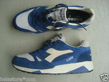 Diadora S.8000 S ITA 45 Made In Italy Blue Dark Denim
