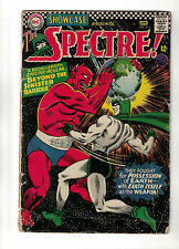 DC Comics SHOWCASE PRESENTS SPECTRE No 61 Beyond The Sinister Barrier GD