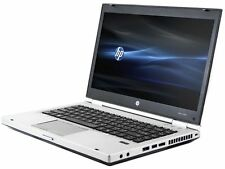 "HP 8460P 14.0"" B Grade Laptop Intel Core i3 2310M (2.10 GHz) 250 GB HDD 4 GB Mem"