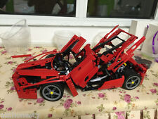 2016 Legos Technic Ferrari Enzo 1:10 Model Building Block
