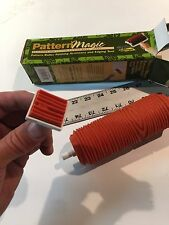 Wagner Wall Effects Wood-grain  Pattern Magic Roller and Edging Tool  Woodgrain