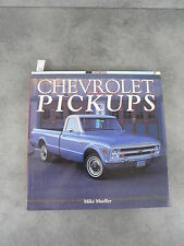 Mike Mueller Chevrolet Pickups Automobile american cars beau livre