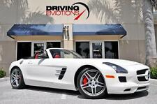Mercedes-Benz : SLS AMG Roadster