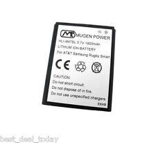 Mugen Power 1800MAH Slim Extended Life Battery For Samsung Focus S SSH-I937 AT&T