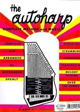 The Autoharp Complete Method And Music Book NEW!