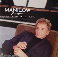 Barry Manilow - Scores - Songs from Copacabana & Harmony (CD 2004) Near MINT