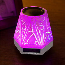 Portable LED Wireless Stereo Bluetooth Speaker Bass For Smartphone Tablet PC
