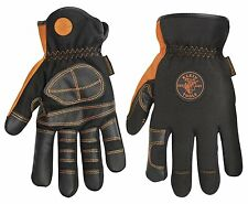 Klein Tools 40072 Electrician's Gloves, Large