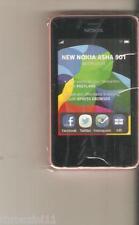FINTO TELEFONO DA VETRINA - DUMMY - NOKIA ASHA 501  (IS NOT A PHONE)