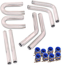 """2"""" ALLOY TURBO FRONT MOUNT INTERCOOLER PIPE KIT FMIC FOR VW GOLF POLO LUPO GTI"""