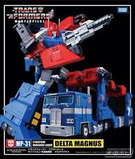 Transformers Masterpiece MP-31 Delta Magnus + Coin