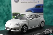 [KYOSHO 1/64] Volkswagen The Beetle White Minicar Collection 2
