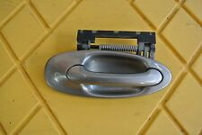 2006 Saab 9-3 Convertible Right Outside Door Handle Part # 12759017