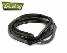 VW Beetle Left Door Seal T1 Rubber 1947 - 66 Inner Full Complete Brazillian Bug