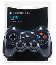 Logitech LOGICOOL Game Controller Pad F310r Japan Import Free shipping