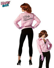 Adult TV Show Happy Days Pinky Tuscadero Sexy Pink Jacket 50's Themed Costume
