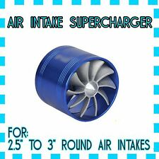 AIR INTAKE MAXIMIZER SUPERCHARGER TURBO FAN FREE USA SHIP (FOR BUICK)