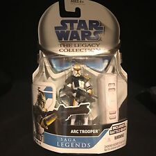 Star Wars The Legacy Collection Arc Trooper