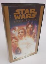 Star Wars The Special Edition VHS Home Video 1997 THX Digitally Remastered