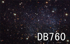 Space Stars Thin Vinyl Photography Backdrop Background Studio Props 7x5ft DB760