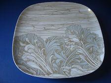 Rosenthal Porzellan Wandteller Ernst Fuchs Modernist modern Op Art 70er bowl