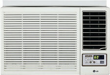 LG LW2414HR - 24,000 BTU Window A/C with Heat: Remote, Window Vent Kit Included