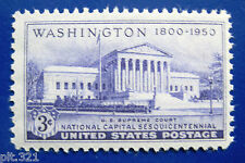 Sc # 991 ~ 3 cent National Capital Sesquicentennial Issue