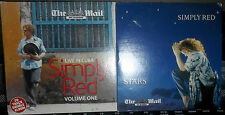 CD x2 - SIMPLY RED STARS / LIVE IN CUBA Disc 1 - NEWSPAPER PROMOTION