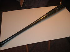 1997 World Series Cleveland Indians Black Bat