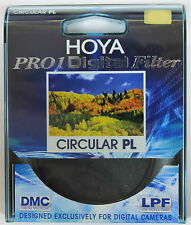 Hoya 72mm Circular Polarising PL Pro1 D Digital Pro 1D Lens Filter New UK Stock