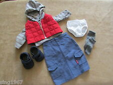 Urban Outfit complete American Girl of Today Doll clothing just like you 2000