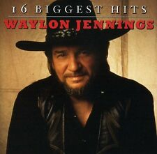 Waylon Jennings - 16 Biggest Hits [New CD]