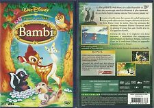 DVD - WALT DISNEY : BAMBI ( DESSIN ANIME ) / COMME NEUF - LIKE NEW