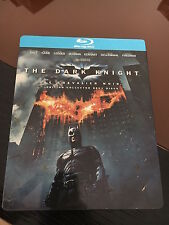 ULTIMATE EDITION METAL 2BLU RAY ** THE DARK KNIGHT **