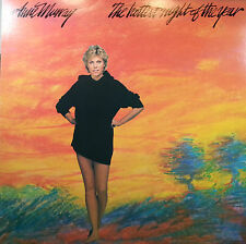 ANNE MURRAY LP RECORD THE HOTTEST NIGHT OF THE YEAR MADE IN AUSTRALIA