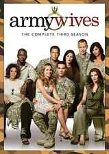 TV-ARMY WIVES: COMPLETE THIRD SEASON (5PC) / (WS AC3)  (US IMPORT)  DVD NEW