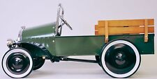 The Jalopy Pick Up Truck Pedal Car in Green