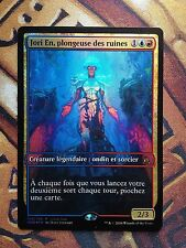 Jori En, Plongeuse des Ruines Foil full art   -  MTG Magic (NM)
