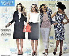 Versatile DRESS & JACKET Occassion Casual Prima Sewing Pattern 10 12 14 16 18 20
