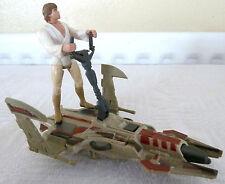 Figura De Star Wars Luke Skywalker De Lujo Y Desert Skiff Lfl 1996