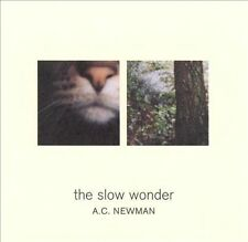 A.C. Newman - The Slow Wonder (CD, 2004) - LIKE NEW - New Pornographers