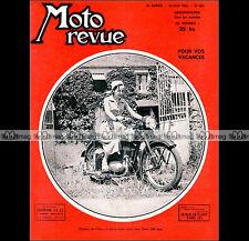 MOTO REVUE N°987 JAWA 250 & 350, NAISSANCE DU CYCLO 1950