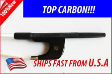Top Carbon Fiber Bass Bow 3/4 Germany Style --Deluxe