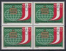 Österreich Austria 1987 ** Mi.1898 Sparkassen Weltkugel Globe [sr1106]