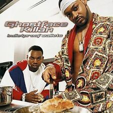Bulletproof Wallets Ghostface Killah MUSIC CD