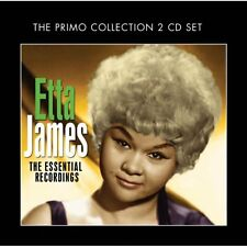 Etta James ESSENTIAL RECORDINGS Best Of 40 Songs COLLECTION Remastered NEW 2 CD