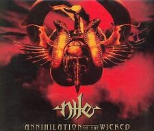 NILE CD - ANNIHILATION OF THE WICKED (2005) - NEW UNOPENED - ROCK METAL