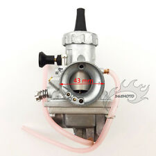 VM24 Mikuni Carb 28mm Carburetor Carby For CRF KLX TTR125 XR Pit Pro Dirt Bikes