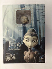 "CORPSE BRIDE VICTORIA LIMITED EDITION BUST 6"" GENTLE GIANT #895/1500 TIM BURTON"