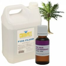 Chauvet Smoke Fluid 5L HQ Professional Fog Liquid Scented Tropical Frangrance